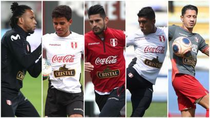 Argentina vs Perú: el once que ensayó Ricardo Gareca a un día del partido