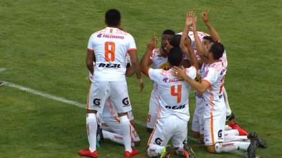 Liga1 Movistar: Ayacucho FC sumó su primer triunfo y le quitó el invicto a Binacional