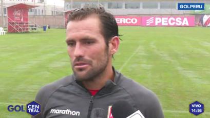 Mauricio Montes sobre la selección peruana Sub23: