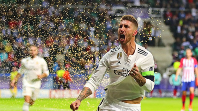Champions League: Un día como hoy el Real Madrid conquistó la décima ante el Atlético Madrid
