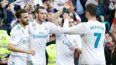 Real Madrid no tuvo piedad y venció 7-1 al Deportivo la Coruña