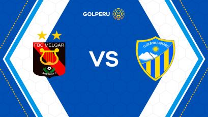 FBC Melgar saldrá a fortalecer el primer lugar del Torneo Clausura