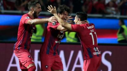Copa Libertadores: Cerro Porteño de Miguel Ángel Russo clasificó a los cuartos de final (VIDEO)