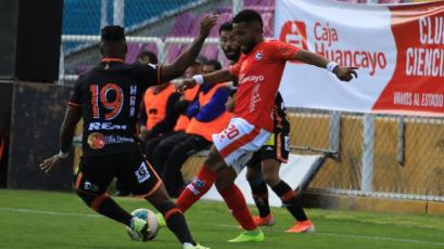 Liga1 Movistar: Ayacucho FC remontó y venció por 4-1 a Cienciano en el Cusco (VIDEO)
