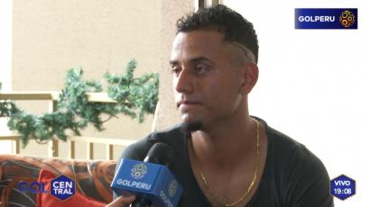 "Serrano, refuerzo de Sport Huancayo: ""Me motivó la Copa Sudamericana"""
