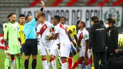 Perú vs Colombia: ¿estuvo bien expulsado Miguel Trauco? (VIDEO)