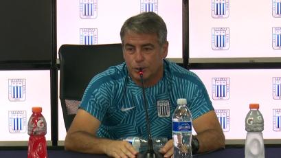 """Pablo Bengoechea: """"Tenemos la ilusión de hacer una buena Copa Libertadores"""""""