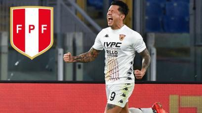 Selección Peruana: Gianluca Lapadula y una relación con final feliz