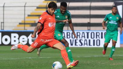 Liga1 Betsson: la Universidad César Vallejo igualó 0-0 ante Sport Huancayo por la fecha 15 (VIDEO)