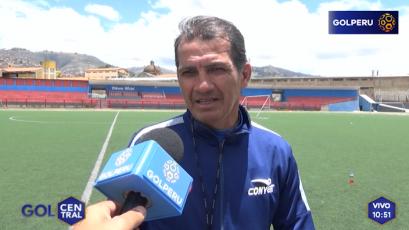 """Franco Navarro: """"Nos sentimos tranquilos sabiendo que tenemos localía definida"""""""
