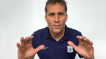 Alianza Lima: Leao Butrón mantiene la forma entrenando en casa