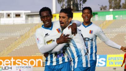 Liga1 Movistar: Alianza Universidad derrotó por 1-0 a Sport Huancayo por la jornada 16