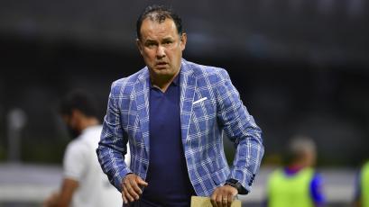 Liga MX: Juan Reynoso alcanzó un récord histórico al sumar 12 victorias consecutivas en Cruz Azul