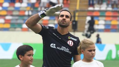"""José Carvallo: """"Ante Cantolao nos tenemos que sacar la bronca del último partido"""""""
