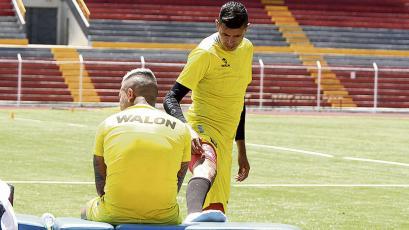 """Othoniel Arce: """"Ayacucho FC es un equipo que tiene planeado pelear por objetivos importantes"""""""
