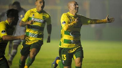 Copa Sudamerica: Sebastián Beccacece debuta con triunfo en Defensa y Justicia
