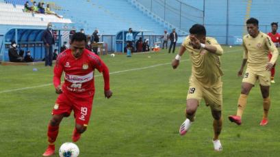 Liga1 Movistar: Sport Huancayo venció por 2-0 a UTC por la fecha 7 de la Fase 1