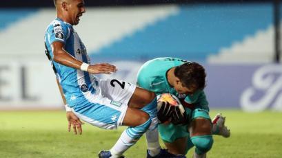 Copa Libertadores: Alianza Lima sumó su segunda derrota cayendo frente a Racing