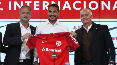 Paolo Guerrero: Se pronunció el Inter de Porto Alegre