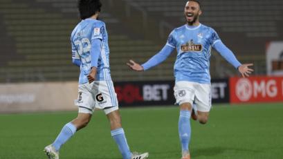 Liga1 Movistar: Sporting Cristal superó 2-0 a  Alianza Universidad en el cierre de la jornada