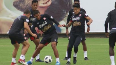 "Luis Abram: ""Ricardo Gareca me está utilizando como lateral izquierdo"""