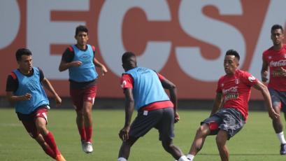 Selección Peruana: lista de 'sparrings' para el Mundial