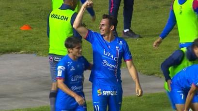 Liga1 Movistar: Carlos A. Mannucci da el golpe en Arequipa y vence por 1-0 a FBC Melgar