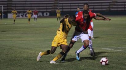 Cantolao y Unión Comercio firmaron el empate en el Callao (1-1)