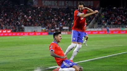 Eliminatorias Sudamericanas: Chile goleó 3-0 Venezuela por la fecha 12
