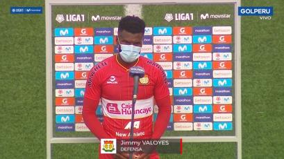 Jimmy Valoyes: