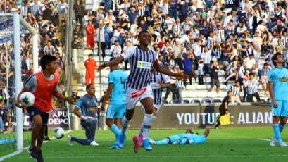 Alianza Lima venció 1-0 a Sporting Cristal y se quedó con la primera semifinal de los play off