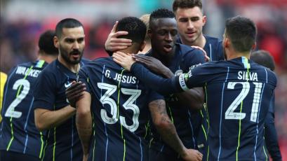 Manchester City triunfa ante el Brighton y ya es finalista de la Copa FA