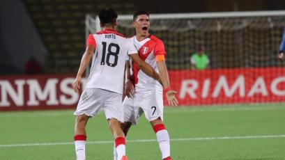 Sudamericano Sub-17: Perú abre la última jornada del hexagonal final
