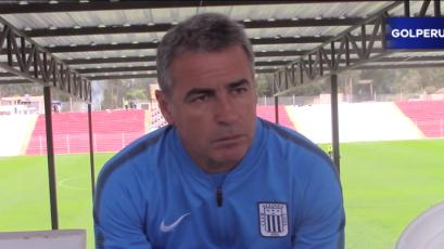 """Pablo Bengoechea: """"Los jugadores hicieron un gran esfuerzo"""""""
