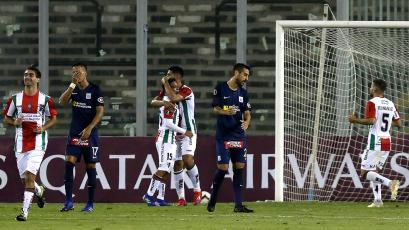 Copa Libertadores: Alianza Lima no pudo ante Palestino y cayó goleado