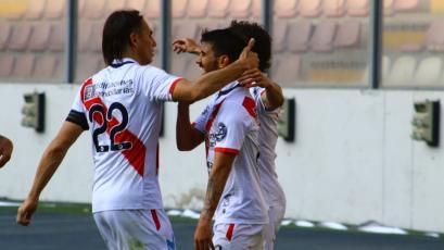 Deportivo Municipal derrotó a Alianza Lima en el estadio Nacional