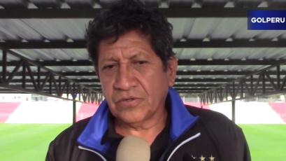 """Javier Arce: """"Hay varias cosas por analizar en el equipo"""""""