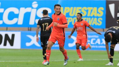Liga1 Betsson: César Vallejo igualó 1-1 ante Cusco FC por la fecha 6 de la Fase 1 (VIDEO)