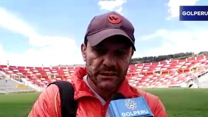 """Gustavo Roverano: """"Manejamos algunas variantes para el partido del domingo"""""""