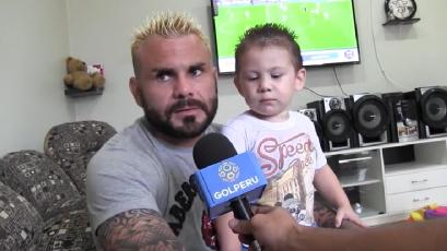 """Cristian Bogado: """"tuve un debut soñado"""""""