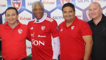 Francisco Maturana es nuevo técnico del Royal Pari