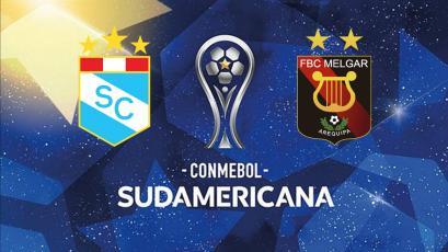 Copa Sudamericana: Sporting Cristal y FBC Melgar conocieron a su próximos rivales
