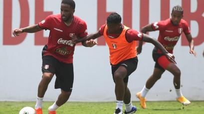 Selección Peruana: segundo día de entrenamiento pensando en Brasil