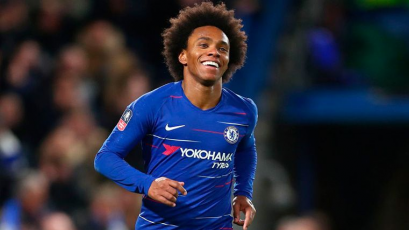 Willian anuncia que no renovará con el Chelsea