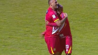 Liga1 Movistar: Sport Huancayo cierra la fecha con un triunfo sobre César Vallejo (2-0)