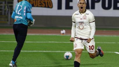 Liga1 Movistar: Universitario sumó una nueva victoria ante Ayacucho FC y sigue en lo más alto