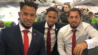 Selección Peruana viajó a Brasil para afrontar la Copa América 2019