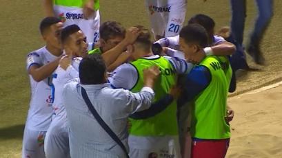 Carlos A. Mannucci frena a Sporting Cristal en Trujillo (2-0)