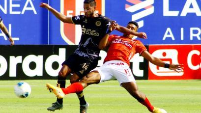 Liga1 Betsson: Cusco FC y Cienciano igualaron 2-2 por la Fase 1 (VIDEO)