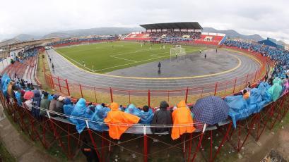 Estadio Héroes de San Ramón reabrió en Cajamarca con una victoria de UTC